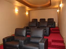 From Crawl Space Storage Room Into Nice Family Size Theater Room Crawl Space Storage G6