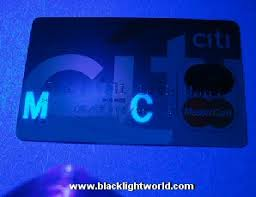 Counterfeit Currency Black - Detection World Light