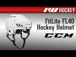 Ccm Fitlite Fl40 Helmet Review