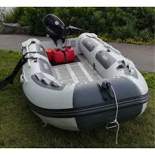 ma 270 9 feet fully loaded premium inflatable boat aluminum floor