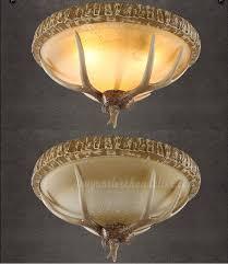 buy lighting fixtures. Buy 3 Cast Antler Deer Ceiling Lamp Mount Lights Vintage Design Rustic Lighting Fixtures F