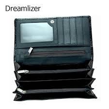 Wholesale <b>Dreamlizer</b> Women Soft <b>Leather</b> Crocodile Wallet ...