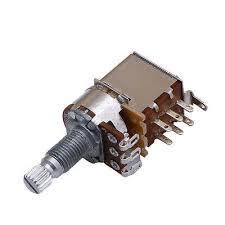 guitar parts push pull control pot potentiometer b250k switch guitar parts push pull control pot potentiometer b250k switch durable dexterous 7