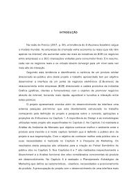 monografia mercados internacionais