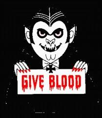 Image result for halloween blood drive