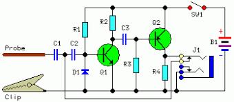 pulse generator and signal tracer circuit diagram community circuit diagram