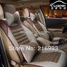 new arrival hot car seat cushion four seasons general linen summer