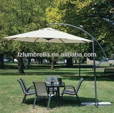 patio umbrellas cantilever. Unique Cantilever 35m Square Aluminum Cantilever Patio Umbrellas To E