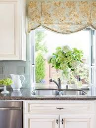 Designer Kitchen Blinds Simple Kitchen Window Treatments BHG's Best Home Decor Inspiration