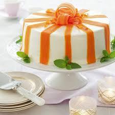 Carrot Ribbon Cake Recipe