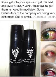 is younique a scam wearing this make you look younique that is for sure