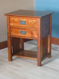 end table w  drawers