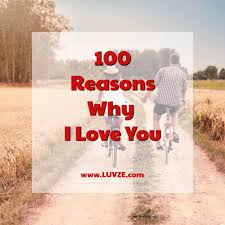 100 reasons why i love you png