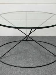 Calypso Round Glass Coffee Table