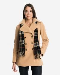 lovely pea coats for women winter coat scarlett women s pea coat london fog 0 l a91 camel