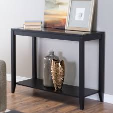black hallway table. Image Of: Modern Black Hallway Table Style C