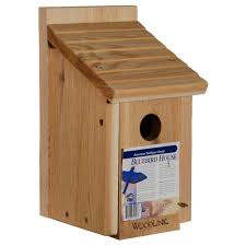 Birdhouse Bird Houses Bird Wildlife Supplies The Home Depot
