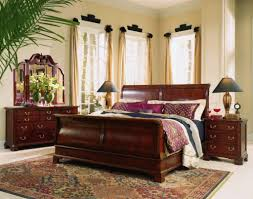 Sleigh Bedroom Suites Instruction For Cleaning Broyhill Sleigh Bed All King Bed Sleigh