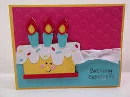 50 DIY Birthday Cards For Everyone In Your LifeCard Making Ideas For Birthday