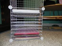 Stylish A Slot Wire Storage Cubes Watch More Like Wire Cube Storage Ideas  And Most With