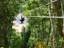 Image result for Belize cave tubing and zip line
