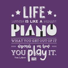 Inspirational Quotes About Music And Life Life is Piano Inspirational Quotes Music Lover Piano Tapestry 10