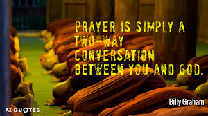 Billy Graham Quotes About Prayer AZ Quotes Stunning Quotes On Prayer