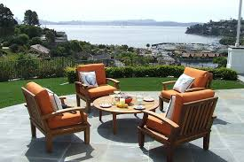 Summer outdoor furniture Wicker Protecting Your Patio Furniture From Sun Tips For Summer Days Daily Express Protecting Your Patio Furniture From Sun Tips For Summer Days