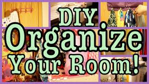 Organize Bedroom Organize Maximize Your Room Closet Bathroom Youtube