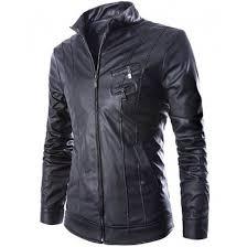 jacket black leather jacket mens faux leather biker jacket mens jacket biker jacket slim fit jacket