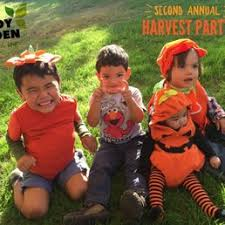 photo of kiddy garden daycare garden grove ca united states harvest party