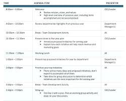 Related Post Best Of Free Meeting Agenda Templates Strategic