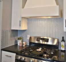 Blue Tiles For Kitchen Blue Herringbone Tile Kitchen Backsplash Lou Lou Girls