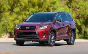 2017 Toyota Highlander Drive – Review – Car and Driver