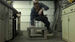 How To Build Your Own Furniture Make Your Own Free Reclaimed Wood Furniture Ep 5 Patio Table