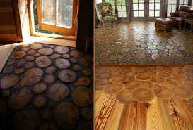 creative design diy wood flooring ideas end grain wood flooring diy cozy home tierra este 8726