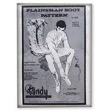 details about plainsman boot pattern pack new 62690 00 by tandy leather