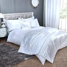 grey crushed velvet bedding crushed velvet band diamante stripe detail duvet cover set intended for bedding grey crushed velvet bedding