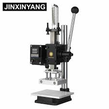 Jinxinyang Hot Foil Stamping Machine Manual Bronzing Machine