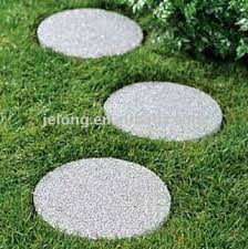 granite round stepping stone stepping