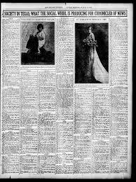 San Antonio Express. (San Antonio, Tex.), Vol. 49, No. 228, Ed. 1 Sunday,  August 16, 1914 - Page 43 of 74 - The Portal to Texas History