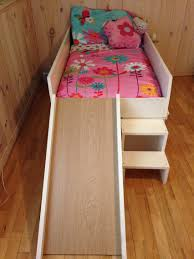 Diy Toddler Bed Diy Toddler Bed So He Cant Roll Out Aidens Room Pinterest