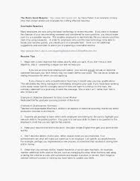 42 Doc Resume Career Objective Statement Examples Objective Resume