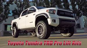 Toyota Tundra TRD Pro Lift Solutions from ReadyLIFT - YouTube