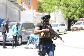 Jovenel Moise, president of Haiti ...