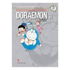 Fujiko F. Fujio Đại Tuyển Tập - Doraemon Truyện Ngắn - Tập 1 (Ấn Bản Kỉ  Niệm 60 Năm NXB Kim Đồng)   Tiki Trading