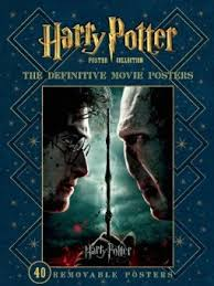 harry potter posters book cover