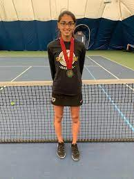 Congrats, Miriam Aziz, SITech HS senior, who on Nov 9th, won the Girls  Tennis NYS Championship, concluding her high school tennis career  undefeated! So proud of you, Miriam! Miriam competed against Trinity