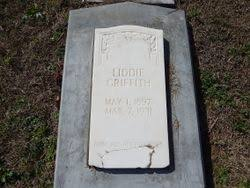"""Lydia Marcella """"Liddie"""" Farmer Griffith (1897-1931) - Find A Grave Memorial"""