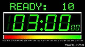 3 Minutes Countdown Digital Version Remix Bbc Countdown 50fps
